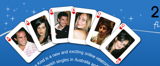 Online dating chat in Australia