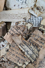 DISCARDED HISTORY: THE GENIZAH OF MEDIEVAL CAIRO