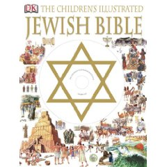 Childrens Illustrated Jewish Bible with story CD