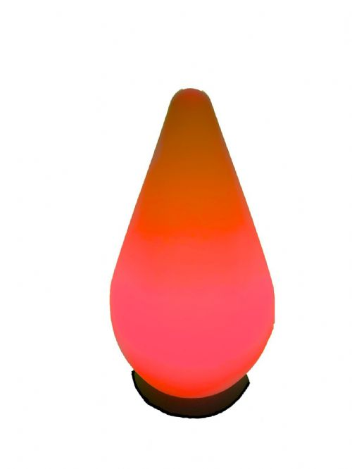 LAMP - LED Colour changing Cone shape