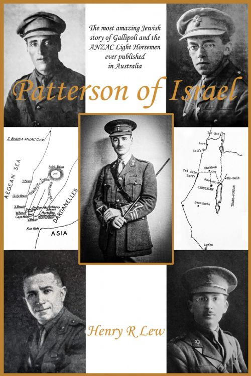 Patterson of Israel: The godfather of the modern Israel Defence Forces