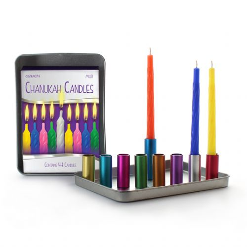 Chanukah Menorah Magnetic Travel