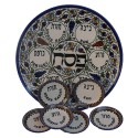 Seder Tray set - Armenian